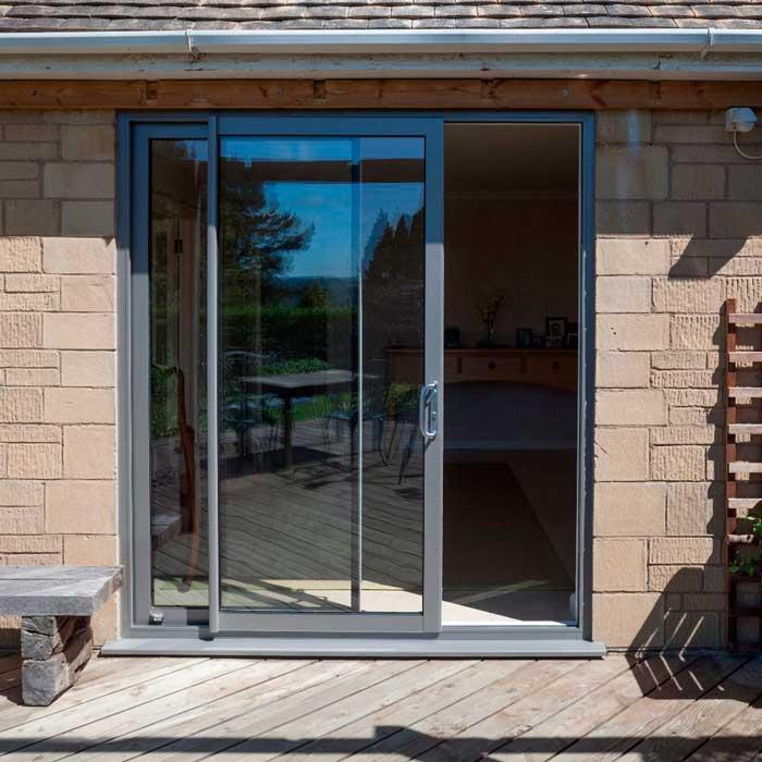 Aluminium Sliding Doors Realistic Aluminium Windows And Doors